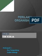 TIM KERJA 2