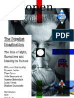 Open 20 the Populist Imagination