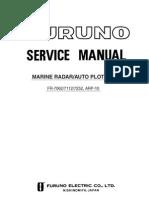 Service Manual FR7112