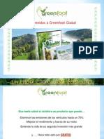 Presentacion Ppt Del Producto EnviroTabs y El Negocio Greenfoot Global