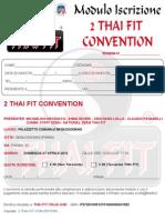 2 Thai Fit Conv