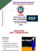 2. Fundamentos Ergo