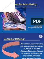 Consumer Behaviour Edited