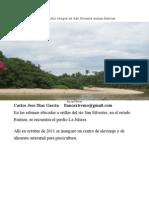 Julio González Un piscicultor integral de San Silvestre estado Barinas