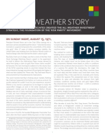 All Weather Story