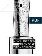 Montblanc's Patron of Art Edition Collection
