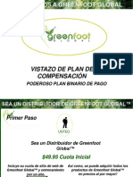 Plan de Compensacion Del Negocio Greenfoot Global