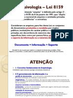 Slides Arquivologia1