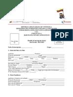 planilla insc. inicial