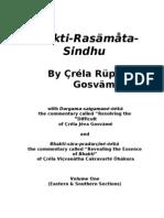 Bhakti Rasamrita Sindhu (by Rupa Goswami)
