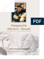 Integracion Afectivo - Sexual Para Jovenes