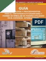Guia Para El Tratamiento de Madera Exportacion