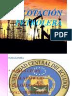 Exploracion Del Petroleo