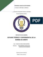 PFC Fco.javier Acitores Martinez