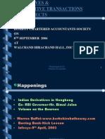17 Derivatives (1)