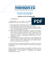 Apostila ISO 9000