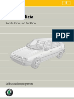 Skoda Felicia Konstruktion Und Funktion