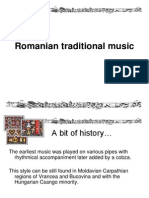 Romanian Traditional Music