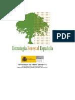 Estrategia Forestal Española
