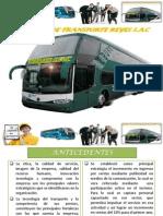 Empresa de Tranporte Reyes Sac