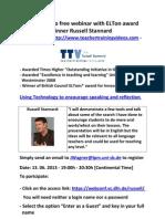 Invitation Russell