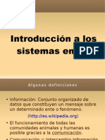 Tema1-Introduccion Sistemas en Red