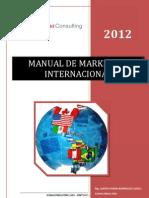 Manual de Marketing Internacional