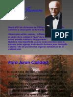 3. Joseph Juran