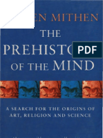 Mithen - Prehistory of the Mind
