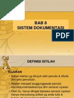 Sistem Dokumentasi