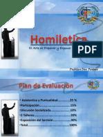 1era Clase de Homiletica