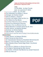 FREE Kindle & E-Book Downloads (5/4)