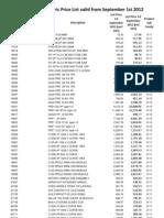 Schneider Price List Latest LuckyIndia