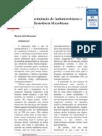 Uso Indiscriminado de Antimicrobianos e Resistência microbiana.pdf
