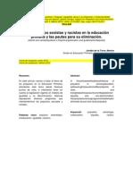 Los prejuicios sexistas y racistas en la educación primaria y las pautas para su eliminación.pdf