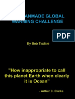 The Manmade Global Warming Challenge