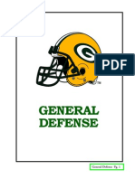 Green Bay Packers Defense - General Info