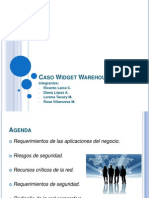 Caso Widget Warehouse 1.1