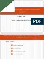 Programa Parcial de Desarrollo Urbano de La Colonia Lomas de Chamizal