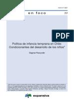 Politica Infancia Temprana Chile