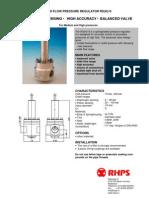 Pressure Control Valve RS(H)15