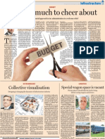 Indian Budget 2013