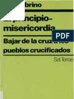 38645806 Sobrino Jon El Principio Misericordia