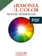 La Armonia en El Color Nuevas Tendencias