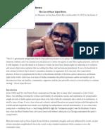The Case of Oscar Lopez Rivera