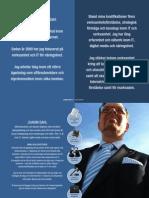 CV Joakim Dahl - IT, Internet och digital media 1993-2012