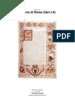 [E-book - Ita] Tito Livio - Storia Di Roma