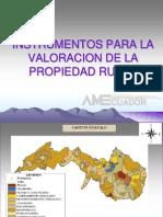 Mapas Rurales
