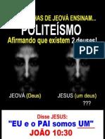 Politeísmo nas Testemunhas de Jeová
