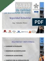7_ Seguridad Industrial - Ing_ Valentin Florez